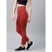 HRX Active by Hrithik Roshan Women Red Solid Track Pants 3009924 KSYARYT