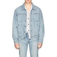 SIMON MILLER Chama Denim Trucker Jacket  TOMAEXU