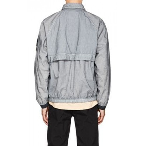 Stone Island XO Barneys New York Coated Cotton Windbreaker BHQDGTE