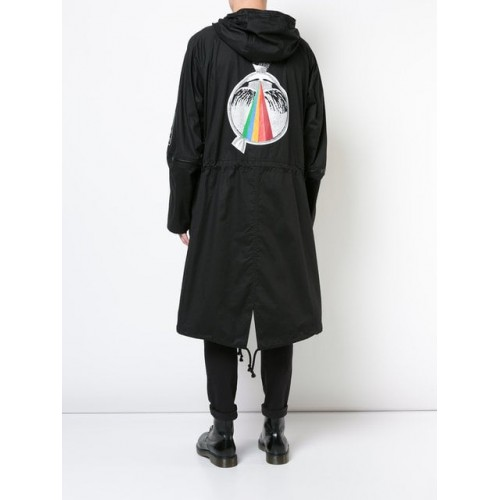 Undercover SNS Print Coat - New Season OOQHAOL
