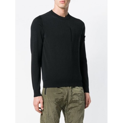 Stone Island Shadow Project crew-neck Jumper - New Season PHCYNOT