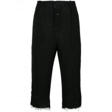 Aleksandr Manamïs Cropped Frayed Trousers - New Season 1180248 DOYZFHN