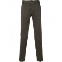 Entre Amis Cropped Chino Trousers - New Season 8188238L17 YMRFGME
