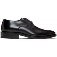 SSENSE Exclusive Black Leather Derbys 182426F120001 Woman by Common Projects UMDCHUV