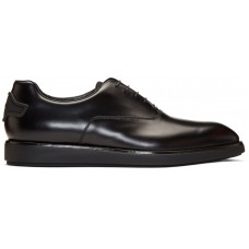 Black Clean Oxfords 172962M225007 VMSVBVO