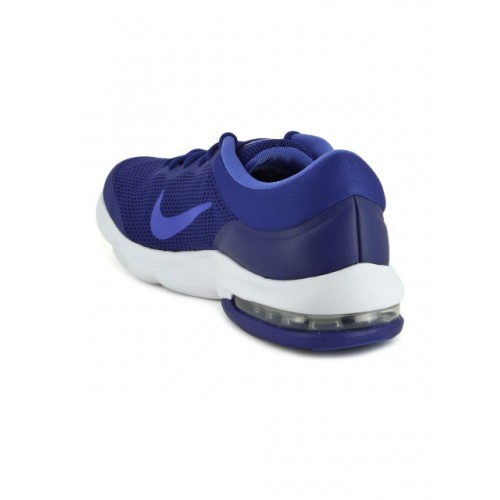 Nike Men Blue AIR MAX ADVANTAGE Running Shoes 2375691 MRGRAMT