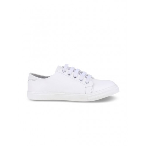 Shoetopia Women White Sneakers 5911606 UHRIFYX