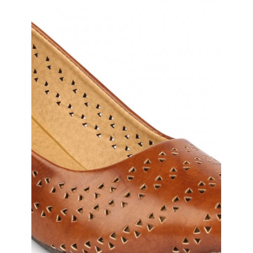 Shoetopia Women Brown Heels 1032559 EDFILDR