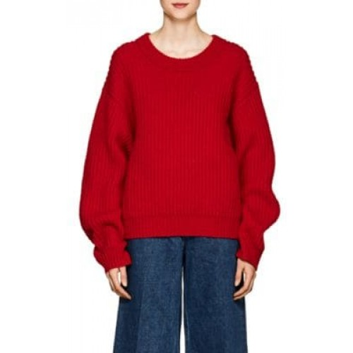 Acne Studios Wool Oversized Sweater JLAHDLD